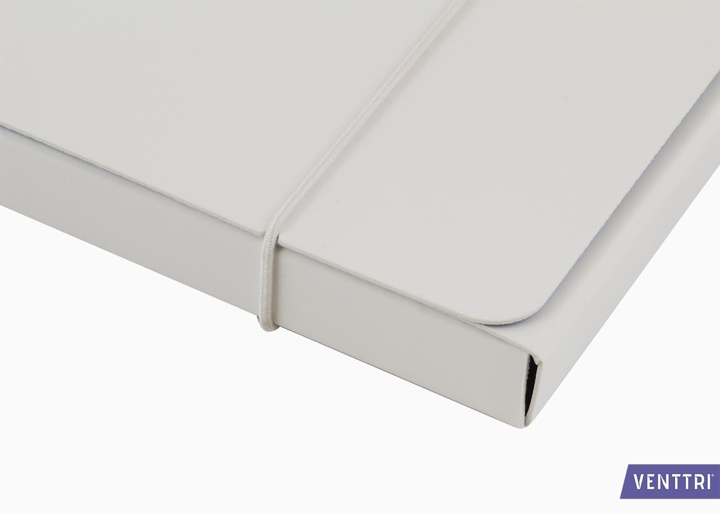 Bedrukte offertemap met elastieksluiting 2
