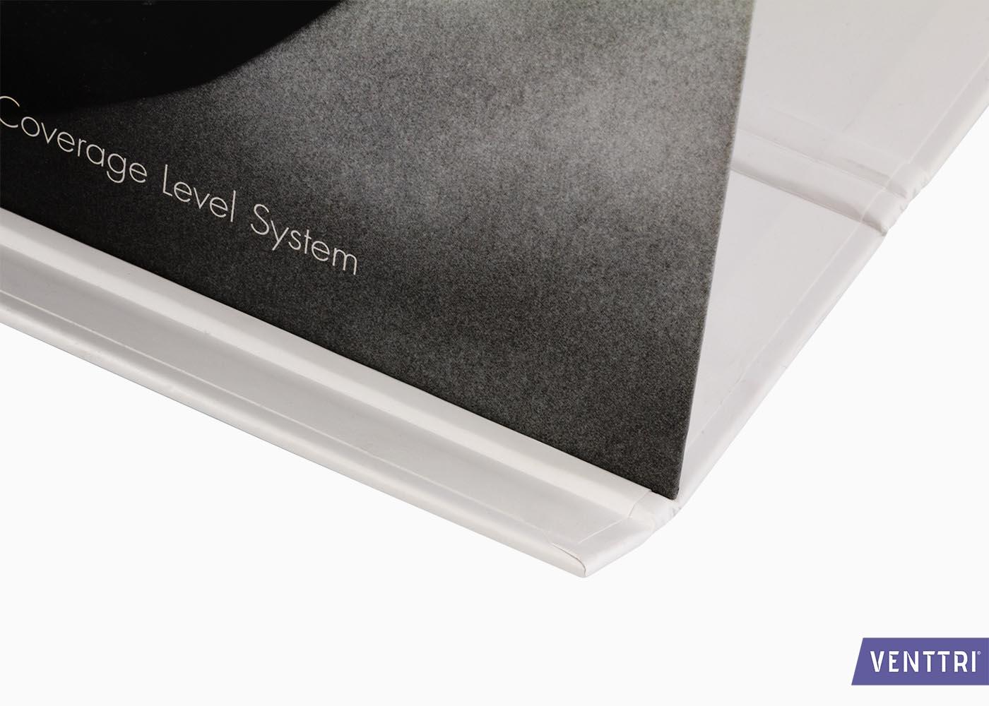 Display standaard met offset bedrukking 3