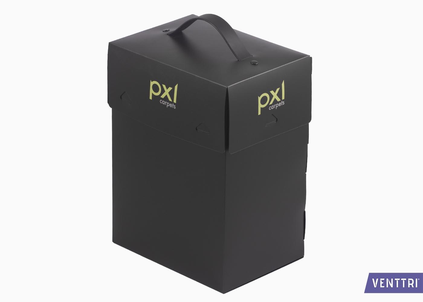 Koffer van PP 1