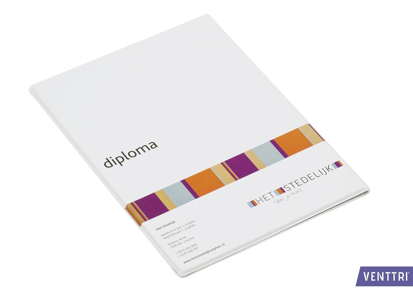 PVC Diplomamap 2