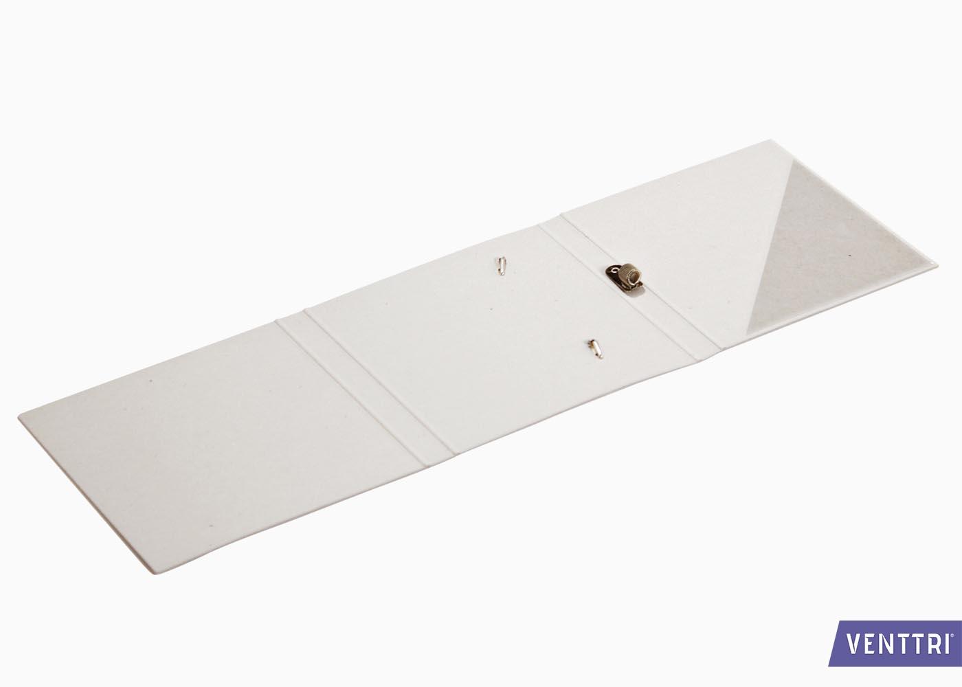 Vierkant mapje in grijsbord 3