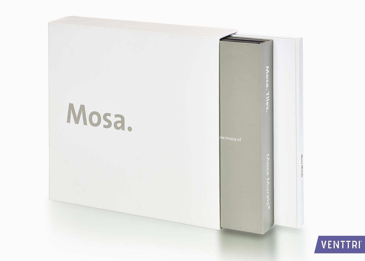 Foedraal stalenmap Mosa
