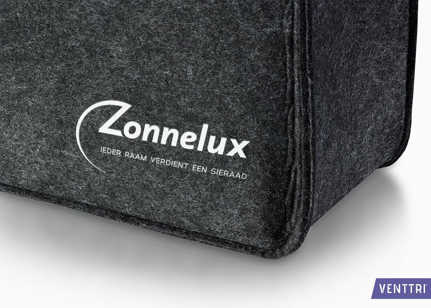 Stalenboek met tas Zonnelux