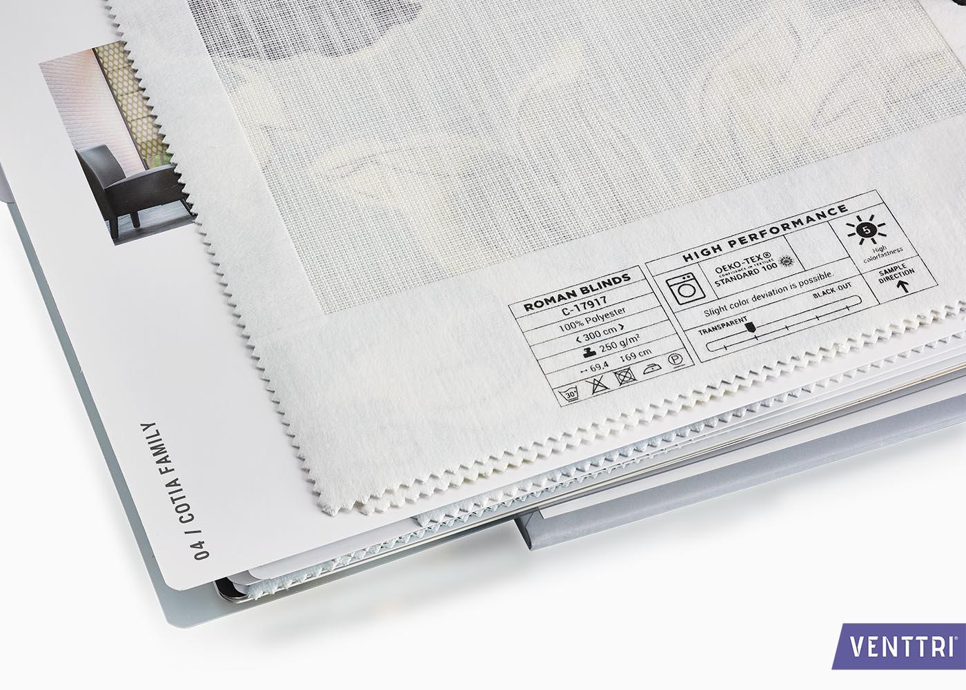 Stalenboek vouwgordijnen 4